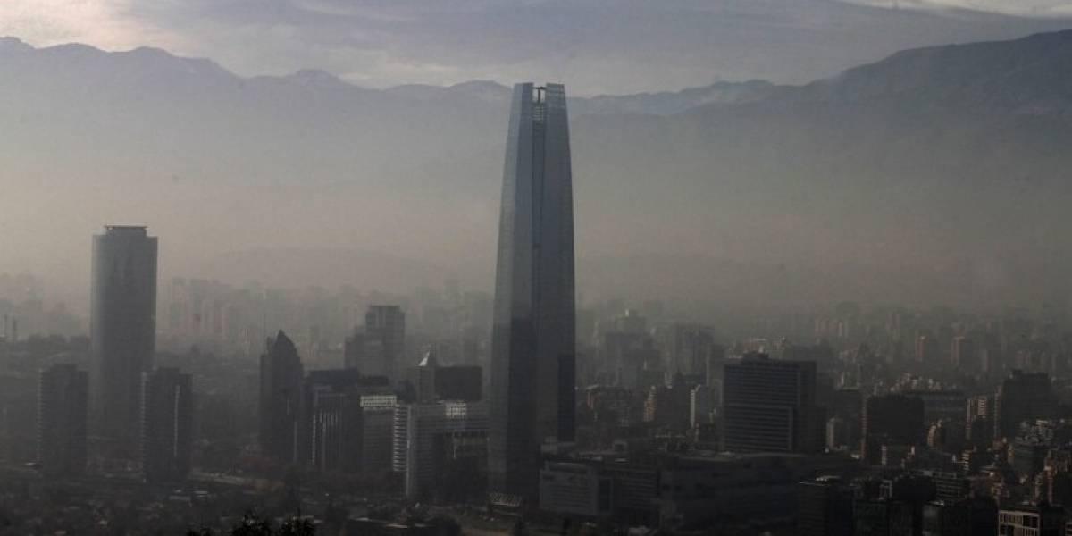 Intendencia Metropolitana decreta alerta ambiental para este lunes en Santiago