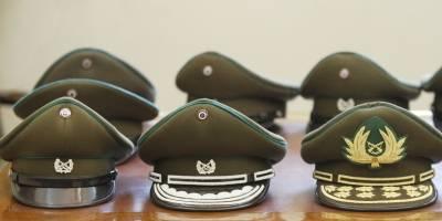Nuevo procedimiento deja una decena de detenidos — Fraude en Carabineros