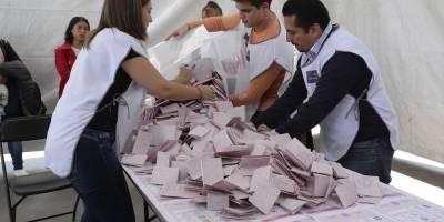 Se agotan boletas electorales en casillas especiales