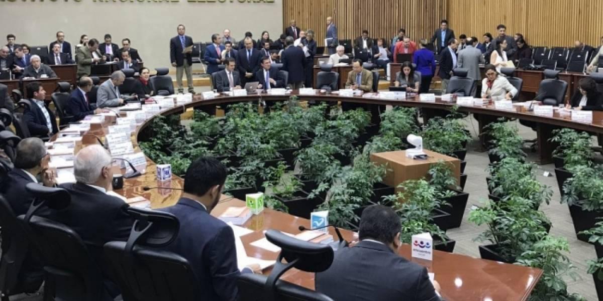 INE reporta el 95% de las casillas instaladas en estados con comicios