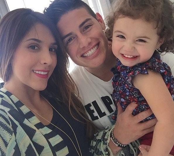 Por esta foto, seguidores vuelven a asegurar que Daniela Ospina y James nunca se separaron