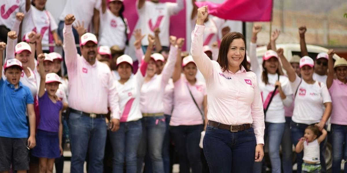 Denuncian agresiones contra simpatizantes de candidata independiente por Tepic