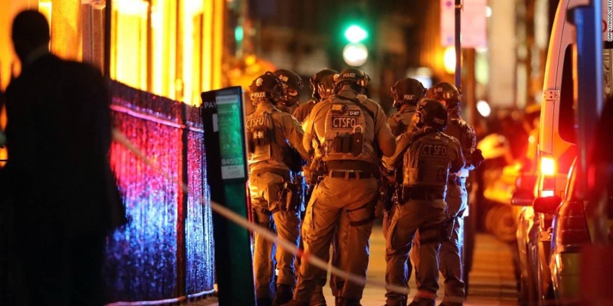 Ataque terrorista en Londres deja siete muertos y 48 heridos