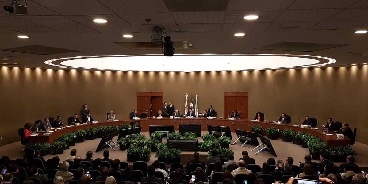 Instalan Sesión Permanente del Consejo Electoral del Estado de México