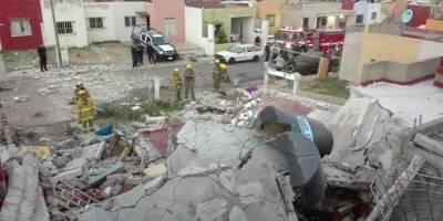 Un muerto y una lesionada tras explosión en casa de Tepatitlán
