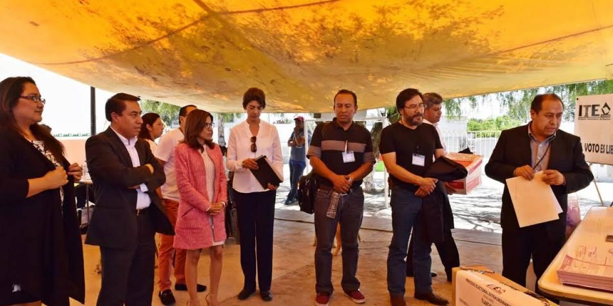 Gana PRI dos de las siete presidencias de comunidad en Tlaxcala