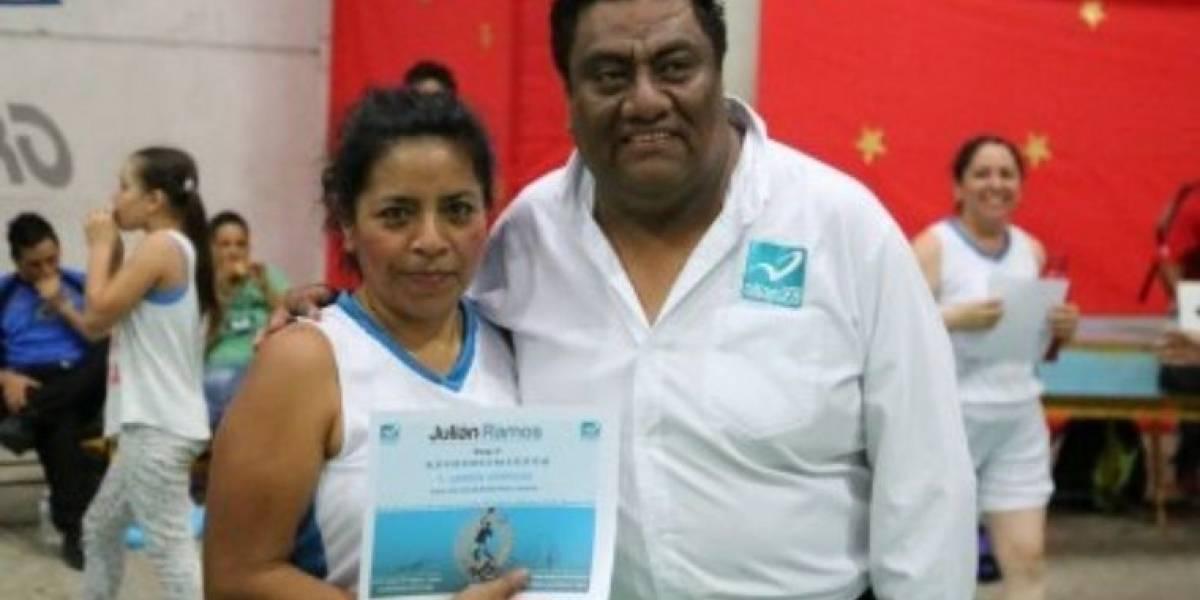 Candidato del Panal en Veracruz sufre accidente automovilístico