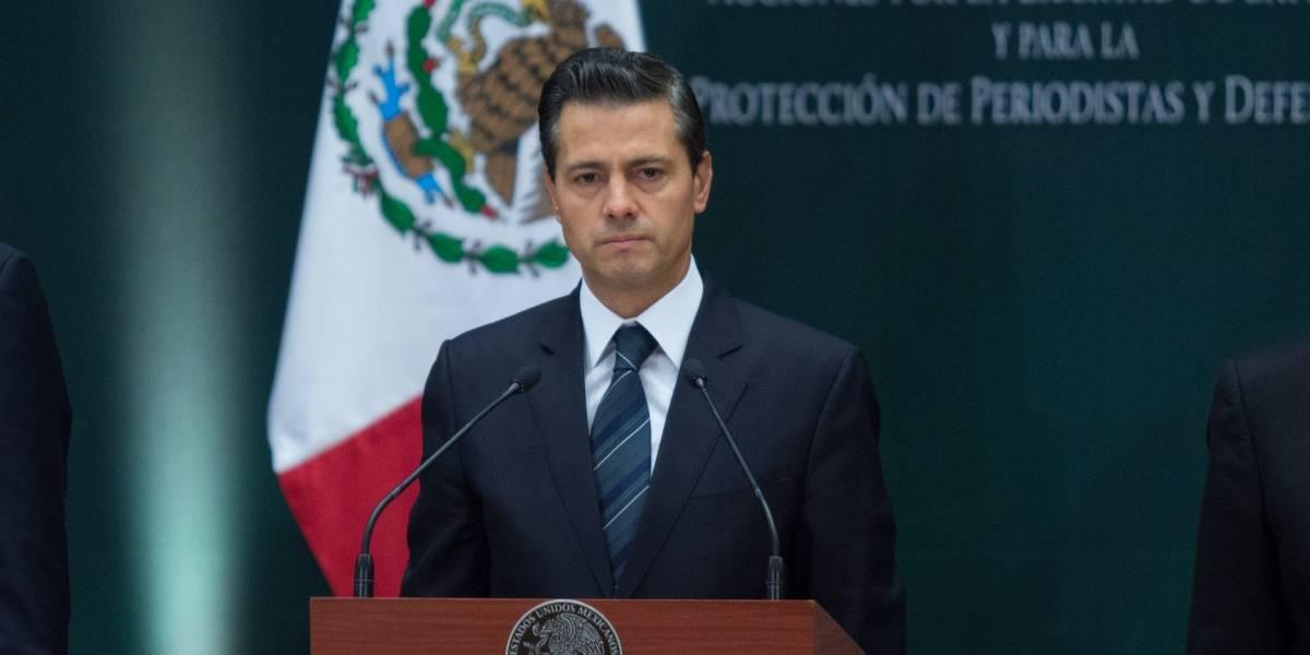 Peña Nieto realizará visita de Estado a Guatemala