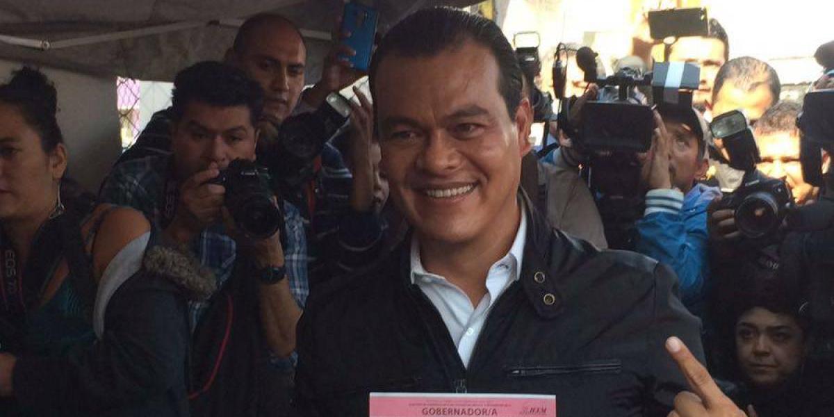 Vengo a golear: Zepeda sobre elección en el Edomex