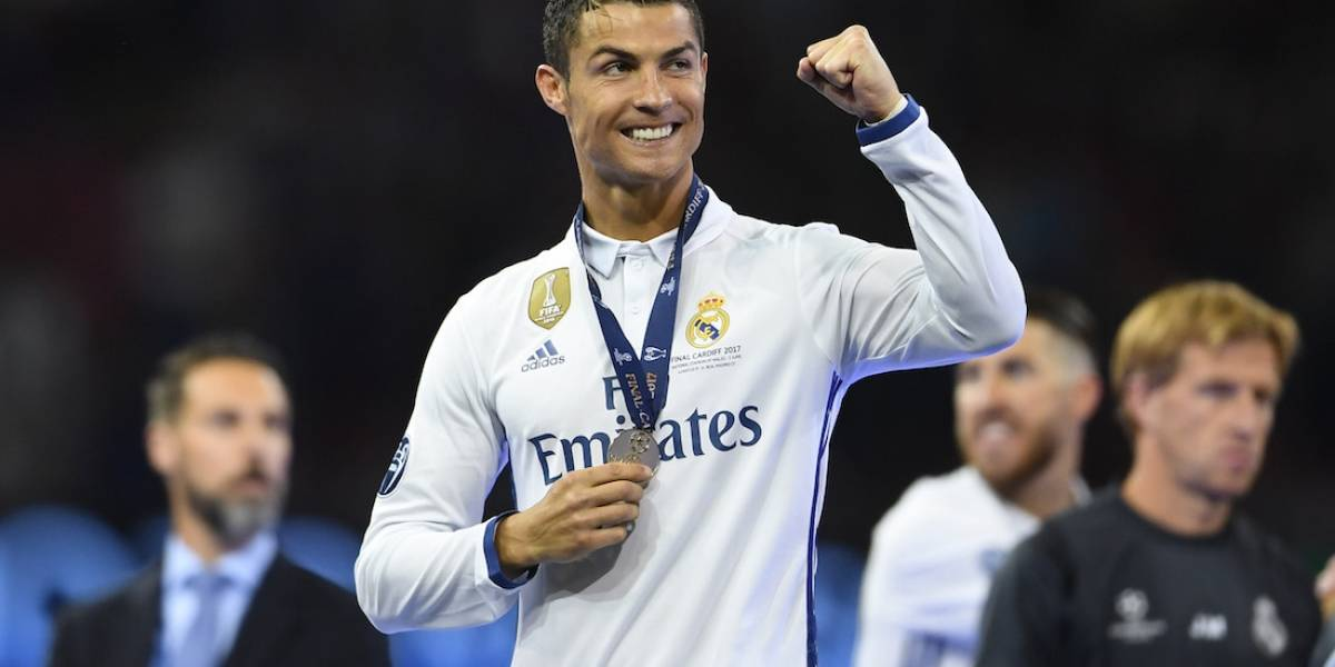 ¡Se rapó! Cristiano Ronaldo presume nuevo look tras ganar la duodécima