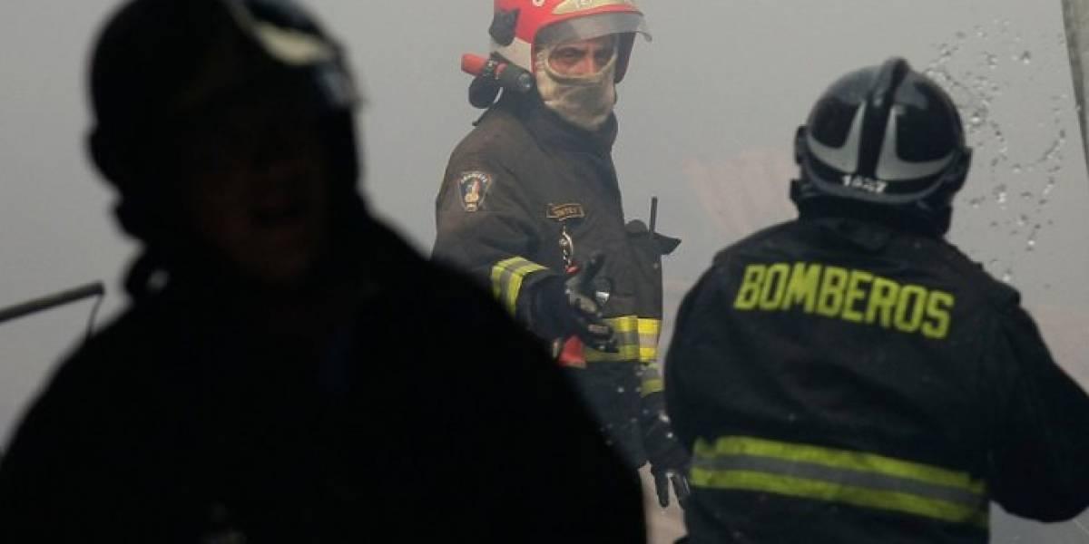 Incendio en departamento en Viña del Mar deja una persona fallecida