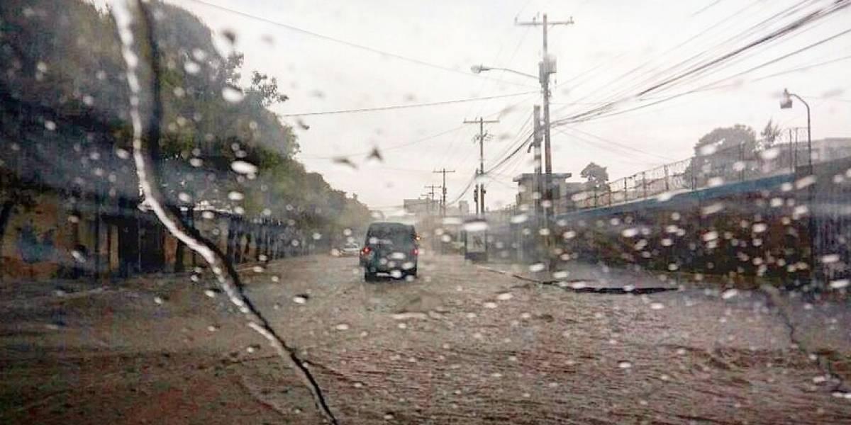 Estos son los departamentos donde se prevé que lloverá más, según el Insivumeh