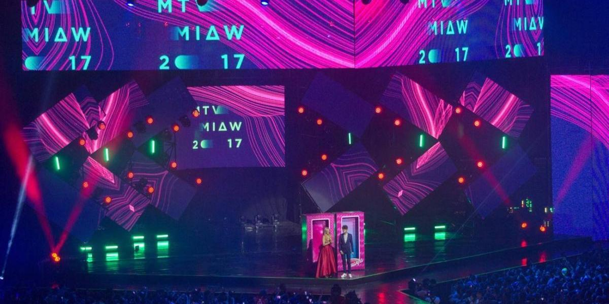 Ganadores de los MTV Millennial Awards 2017