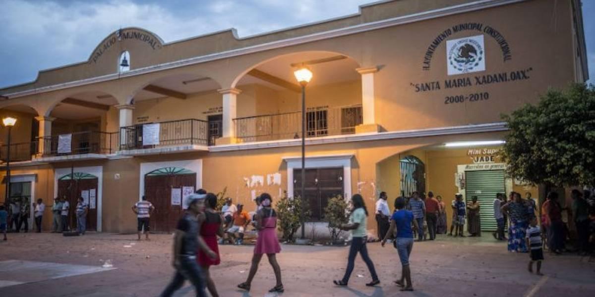 PREP da ventaja por 23 votos a PRS en Santa María Xadani, Oaxaca