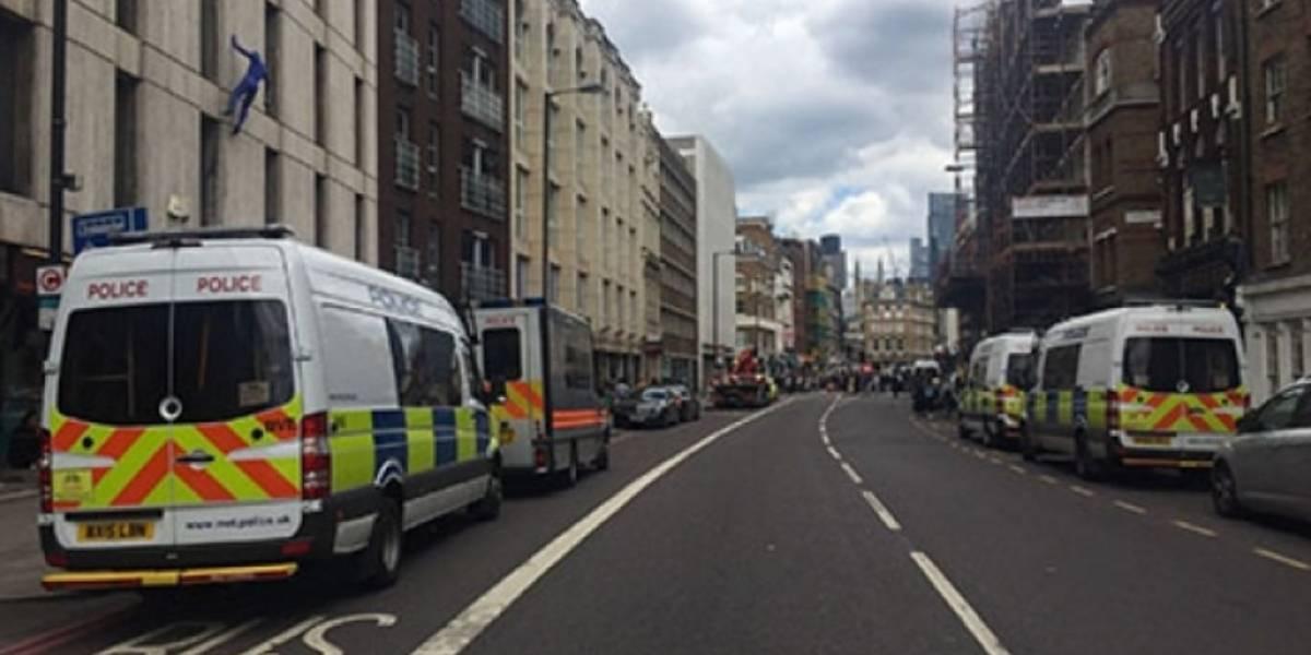 Reportan un francés muerto y siete heridos en atentado de Londres