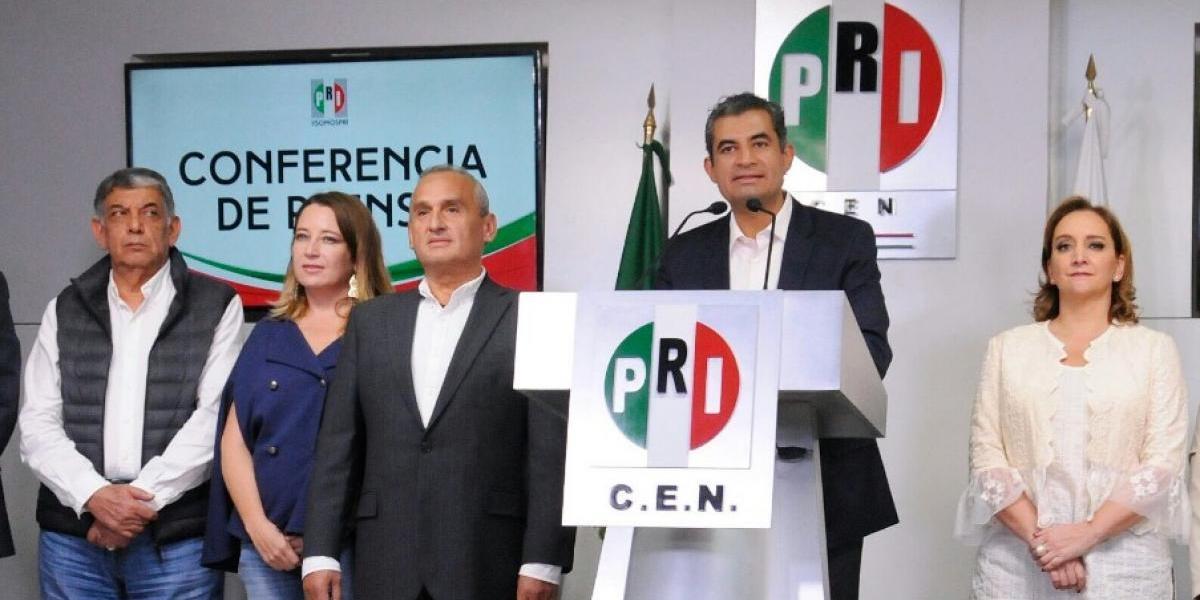 El PRI venció en esta jornada electoral: Ochoa Reza