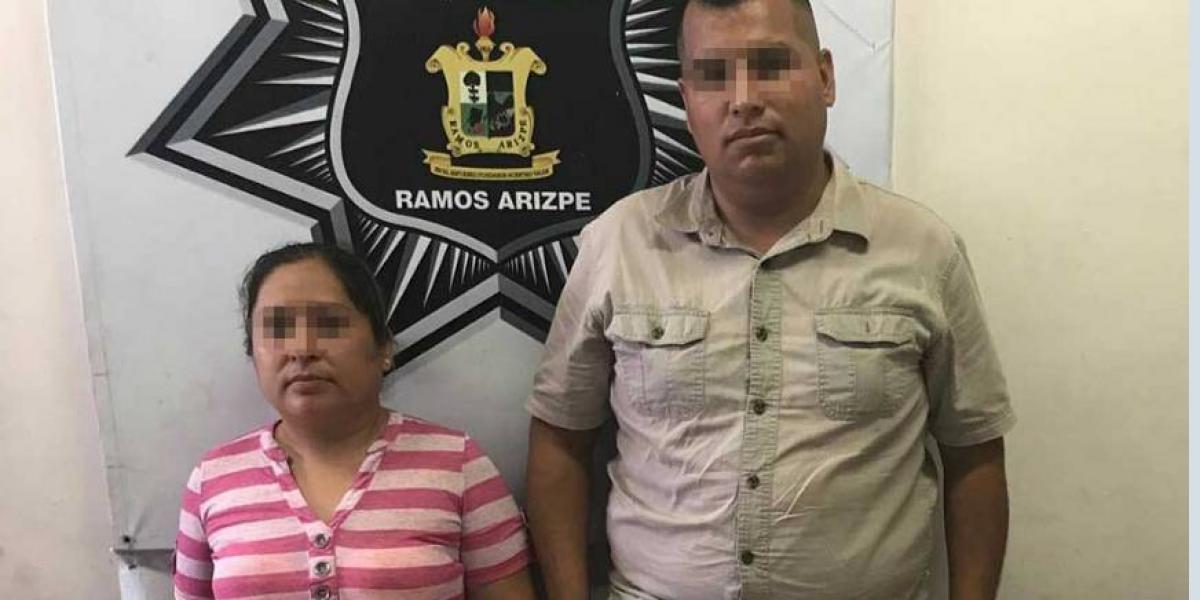 Coahuila, detienen a pareja por presunta compra de votos