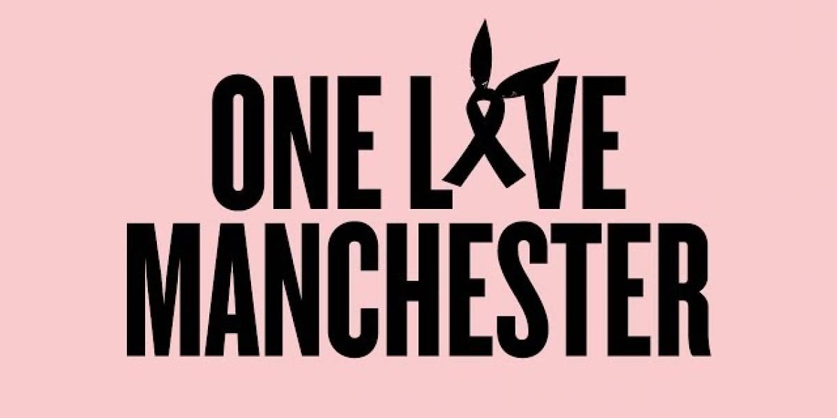 En vivo: Concierto de Ariana Grande en Manchester