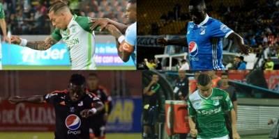 Semifinales de la Liga Águila 1-2017
