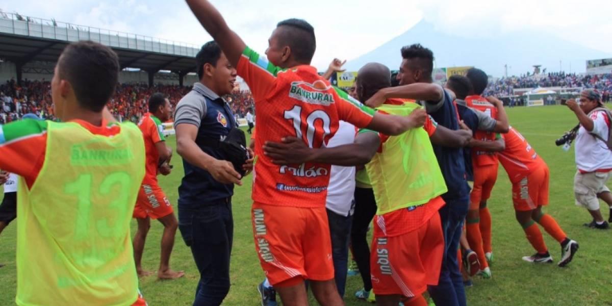 ¡Siquinalá supera los penales y asciende a la Liga Nacional!