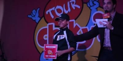 Gran Final del Tour Chiky 2017