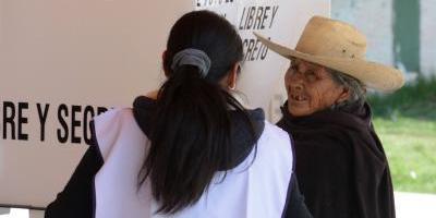 Inician comicios extraordinarios en Oaxaca y Tlaxcala