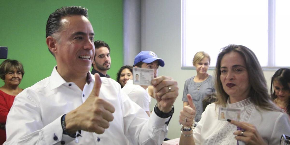 Guillermo Anaya del PAN ganó Coahuila, según encuestas de salida