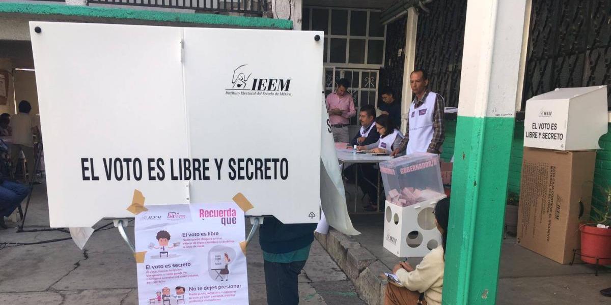 Impredecible, resultado de la elección en Edomex: expertos