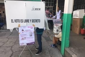 Ciudadanos enfurecen porque no pudieron votar en Toluca