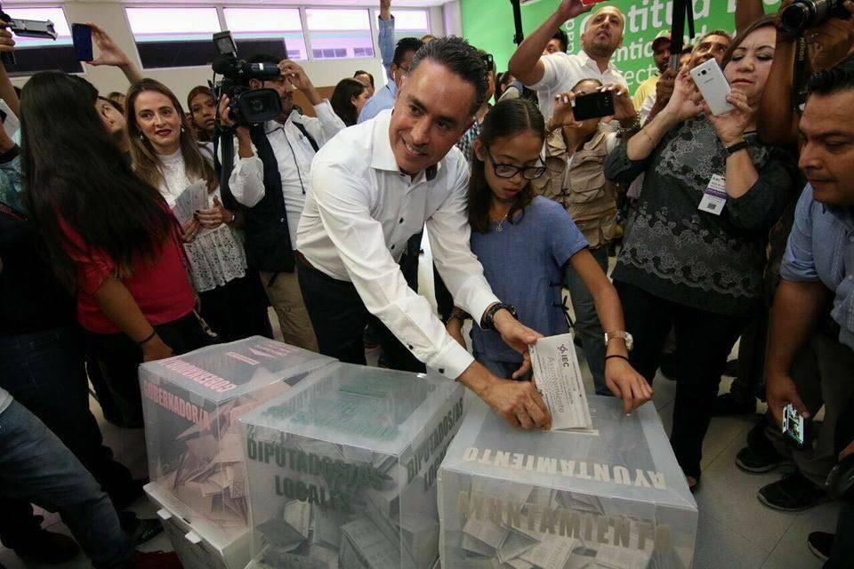 Guillermo Anaya, candidato de Alianza Ciudadana por Coahuila Especial