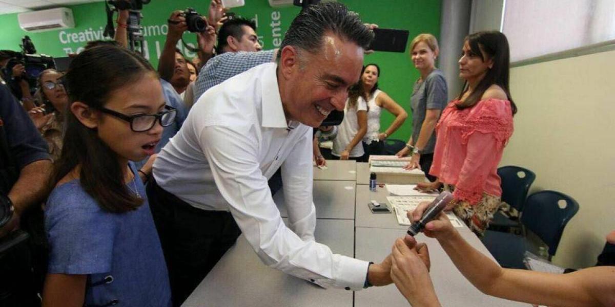 Guillermo Anaya confía en obtener el triunfo en Coahuila