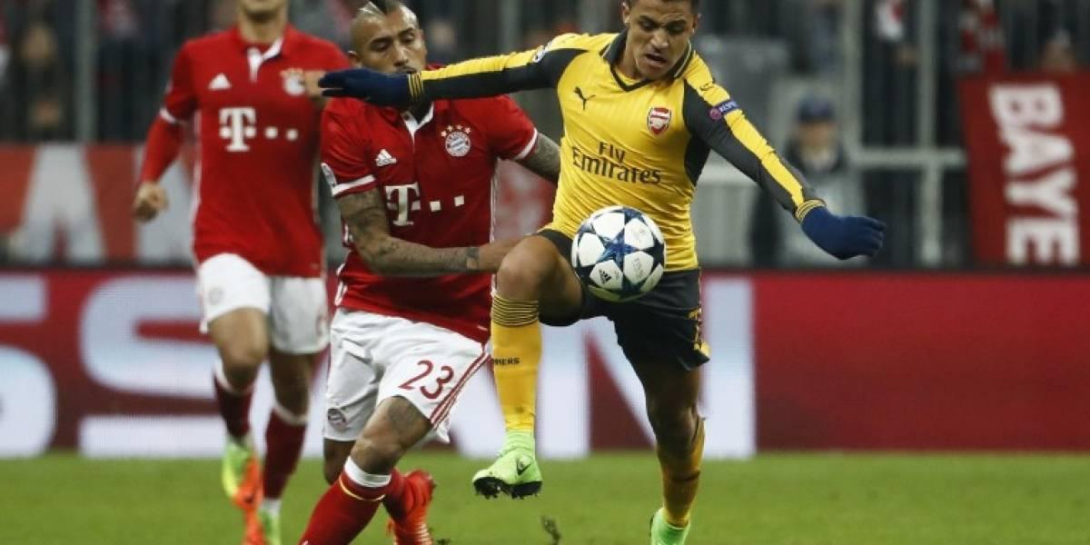 Sin Vidal ni Alexis: La UEFA entregó el plantel ideal de la Champions League