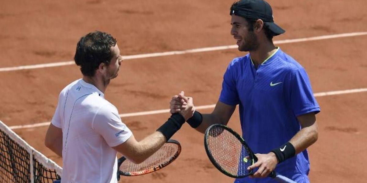 Murray encuentra su tenis y elimina de Roland Garros al verdugo de Jarry