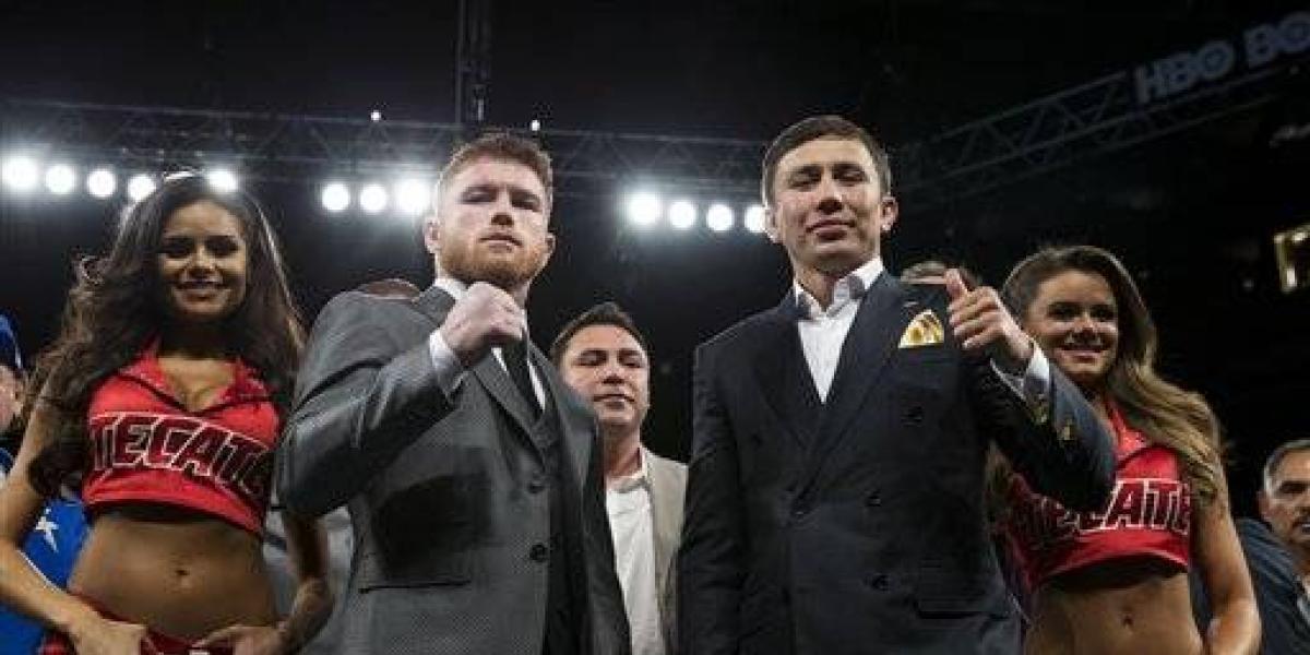 Revelan sede para la pelea 'Canelo' Álvarez vs. Gennady Golovkin