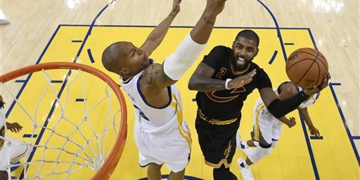 Cavaliers viajan a su casa con dos derrotas en sus costillas