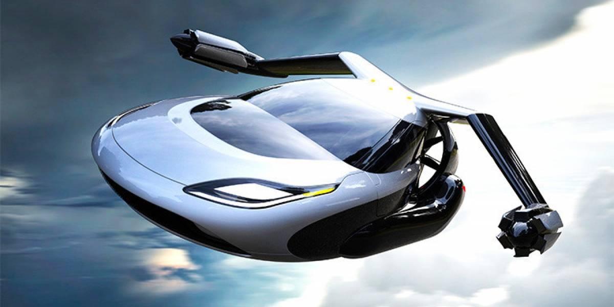 El futuro… ¿Cómo será un auto?