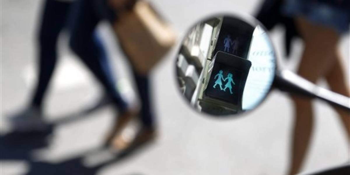 Madrid instala semáforos que promueven la equidad