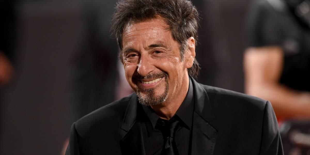 Al Pacino dará vida a famoso entrenador de futbol americano
