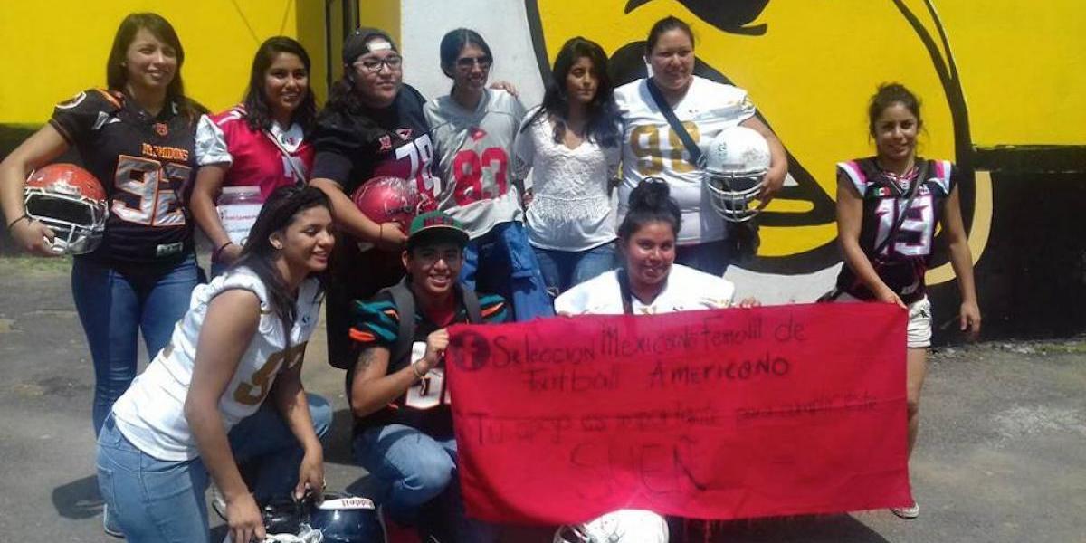 Selección Femenil Mexicana de Futbol Americano denuncia falta de apoyo para asistir al Mundial