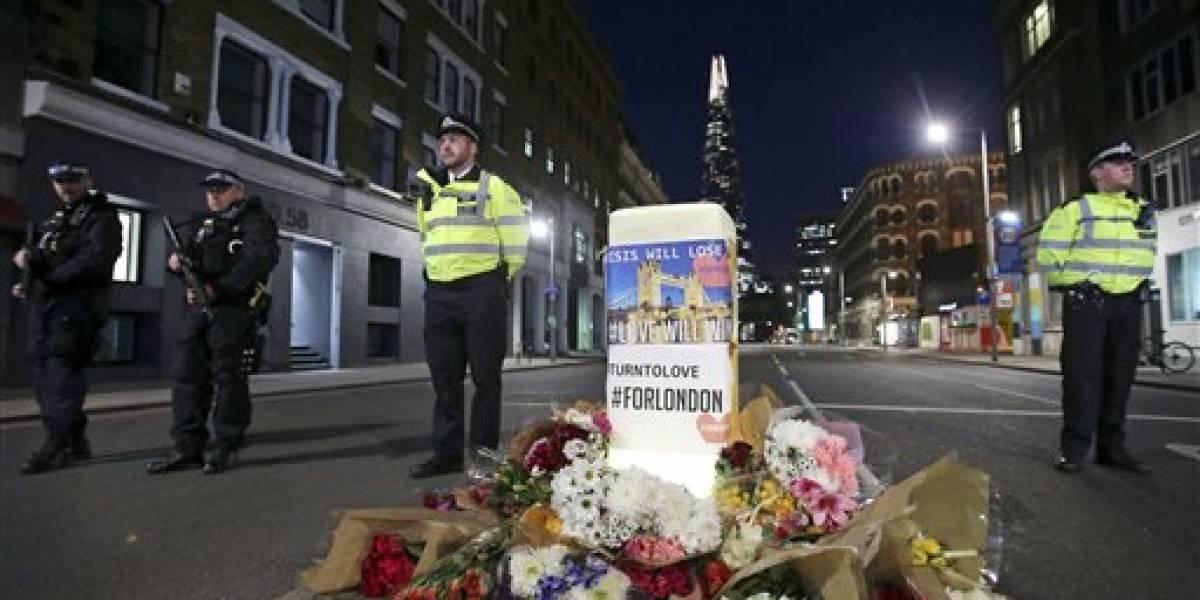 Estado Islámico reivindica atentado terrorista en Londres