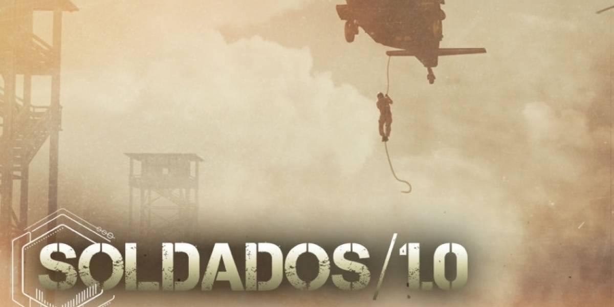 'Soldados 1.0', la nueva apuesta de RCN que se estrenará esta noche