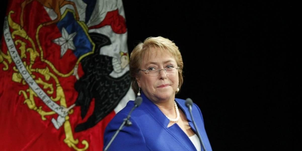 Presidenta Bachelet llega a Canadá para iniciar visita de Estado y mañana tendrá reunión con el primer ministro Trudeau