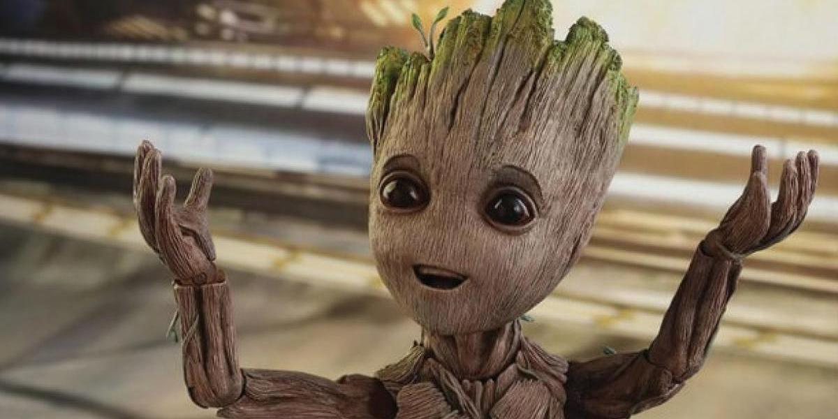 Así fue como se creó el baile de Baby Groot en Guardianes de la Galaxia Vol. 2