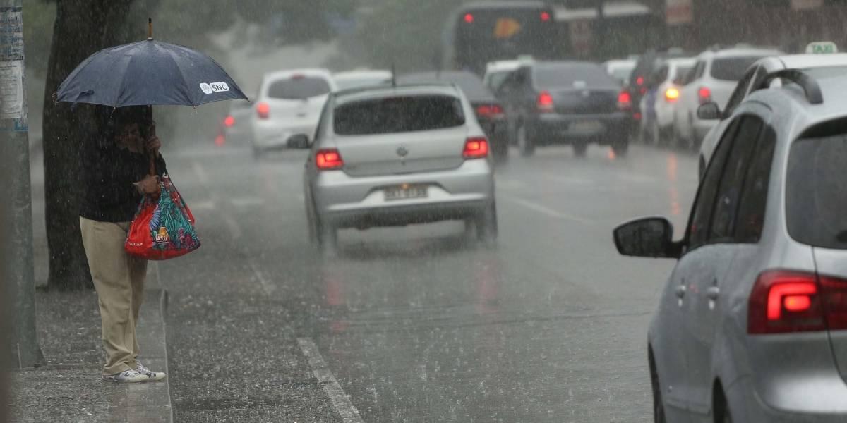 Chuva em São Paulo: Veja as avenidas que estão interditadas