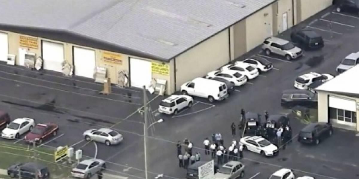 Ex empleado inconforme mata a cinco en empresa de Orlando, Florida