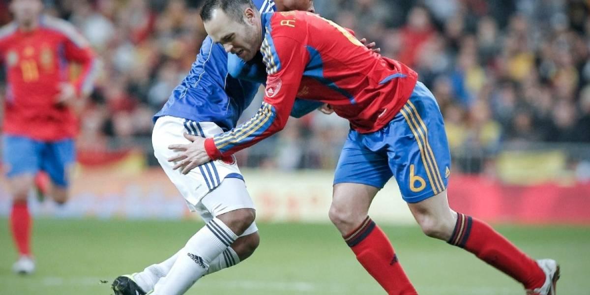 """Monreal: """"Colombia es una de las mejores selecciones del mundo"""""""