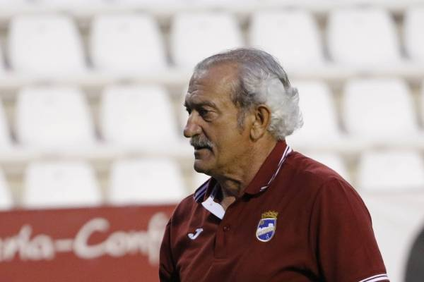 José Rojas no tiene técnico para la próxima temporada / @LorcaFCSAD