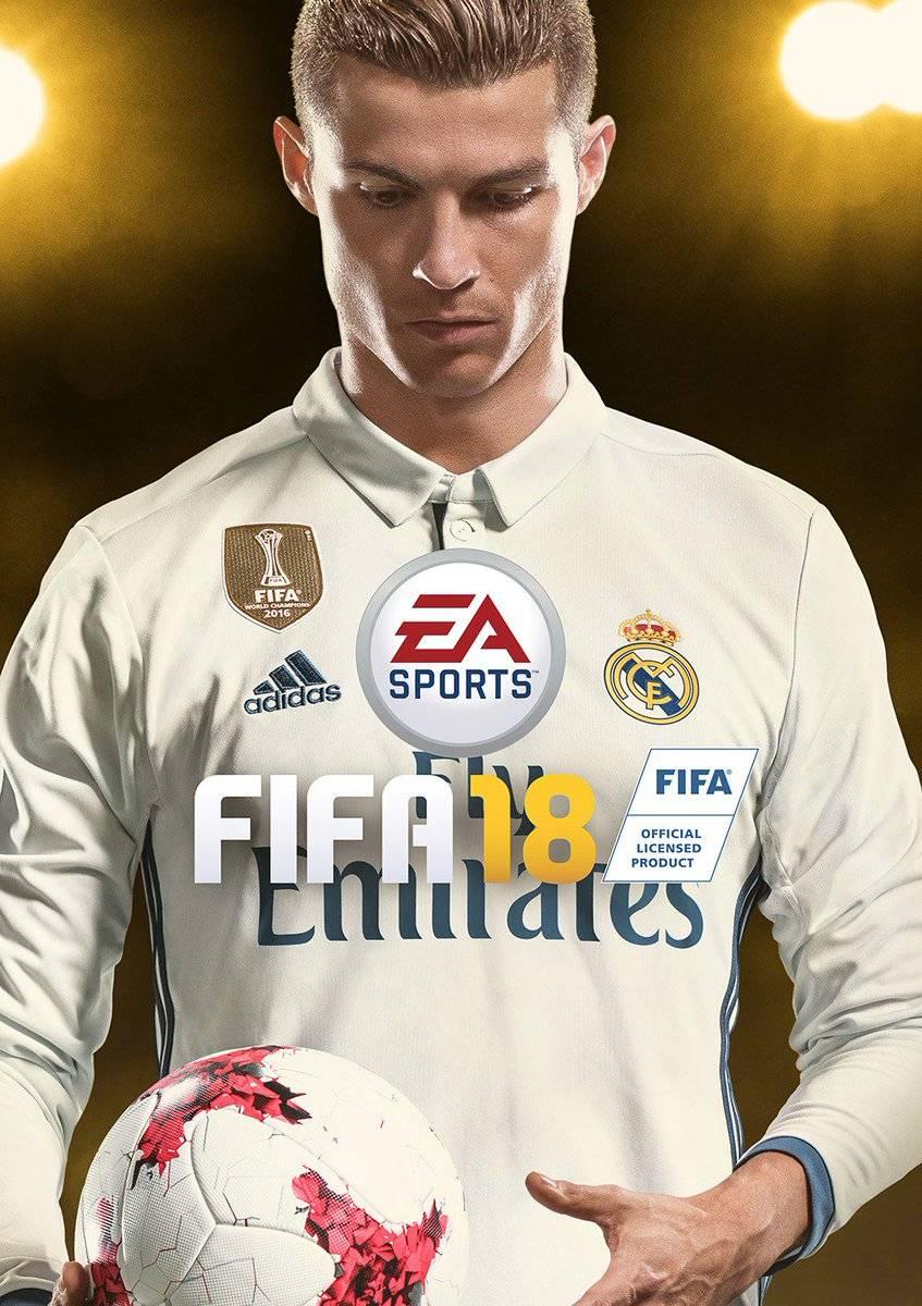 CR7 la nueva imagen del FIFA 2018