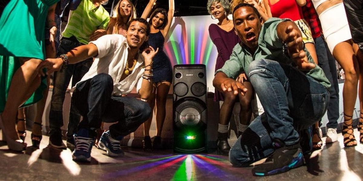Conviértete en el alma de cualquier fiesta con estos equipos de sonido