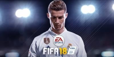 Cristiano Ronaldo será portada del videojuego FIFA 18 a nivel mundial